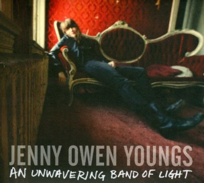 Jenny Owen Youngs - An Unwavering Band of Light cover art
