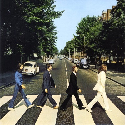 The Beatles - Abbey Road cover art