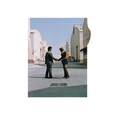 Pink Floyd - Wish You Were Here cover art