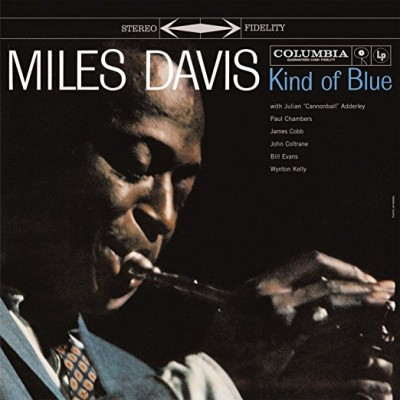 Miles Davis - Kind of Blue cover art
