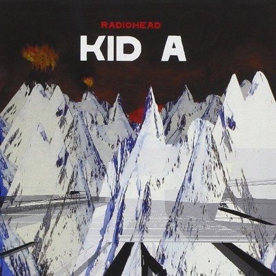 Radiohead - Kid A cover art