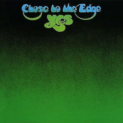 Yes - Close to the Edge cover art