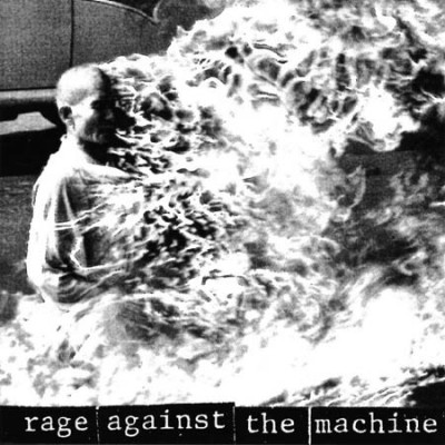 Rage Against The Machine - Rage Against the Machine cover art