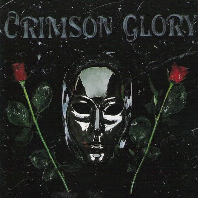 Crimson Glory - Crimson Glory cover art