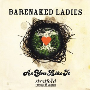 Barenaked Ladies - As You Like It cover art