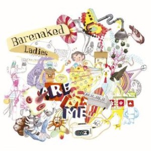 Barenaked Ladies - Barenaked Ladies Are Me cover art