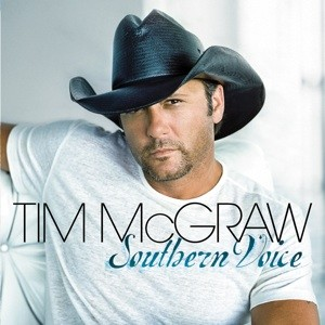 Tim McGraw - Southern Voice cover art