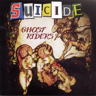 Suicide - Ghost Riders cover art