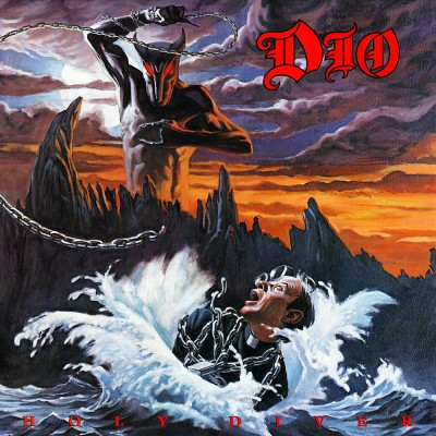 Dio - Holy Diver cover art