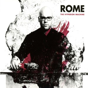 ROME - The Hyperion Machine cover art