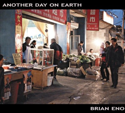 Brian Eno - Another Day on Earth cover art