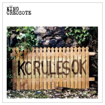 King Creosote - KC Rules OK cover art