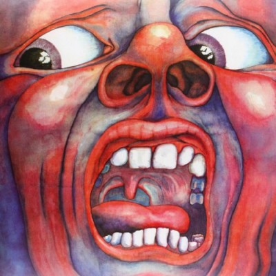 King Crimson - The Court of the Crimson King cover art