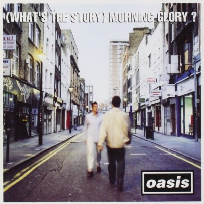 Oasis - (What's the Story) Morning Glory? cover art