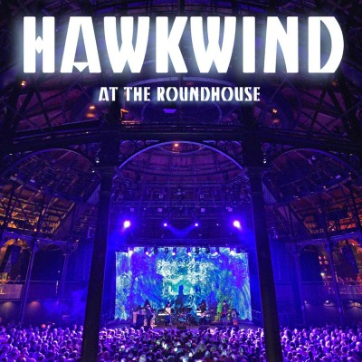 Hawkwind - At the Roundhouse cover art