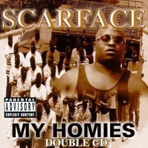 Scarface - My Homies cover art