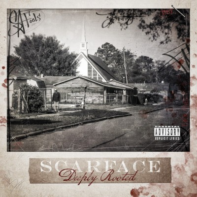 Scarface - Deeply Rooted cover art