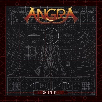 Angra - Ømni cover art