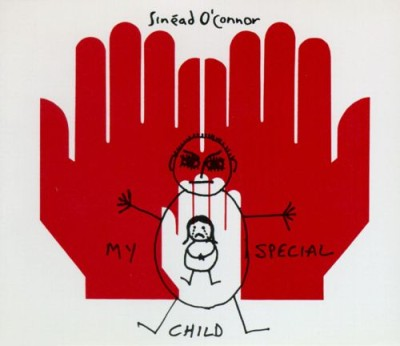 Sinéad O'Connor - My Special Child cover art