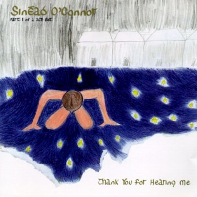 Sinéad O'Connor - Thank You for Hearing Me (Part1) cover art