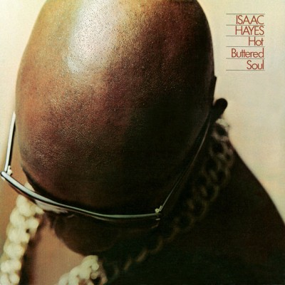 Isaac Hayes - Hot Buttered Soul cover art