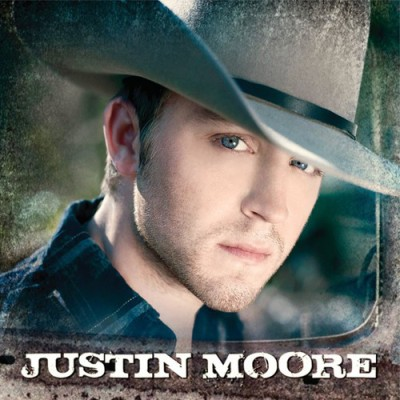 Justin Moore - Justin Moore cover art