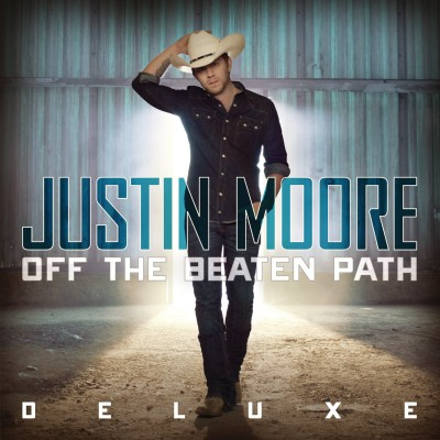 Justin Moore - Off the Beaten Path cover art