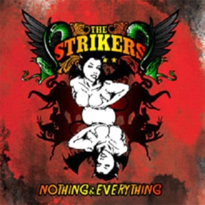 스트라이커스 (The Strikers) - Nothing N` Everything (EP) cover art
