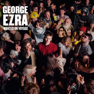 George Ezra - Wanted on Voyage cover art