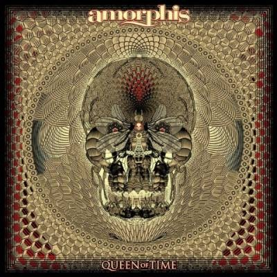 Amorphis - Queen of Time cover art