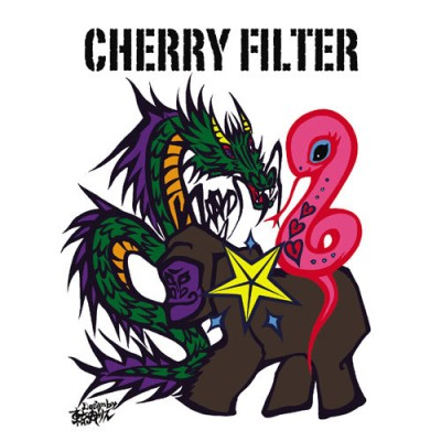 Cherry Filter - Rocksteric cover art