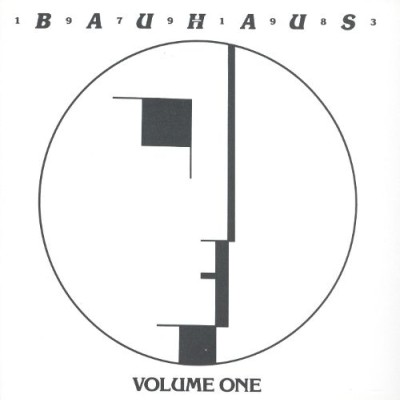 Bauhaus - Volume One 1979-1983 cover art