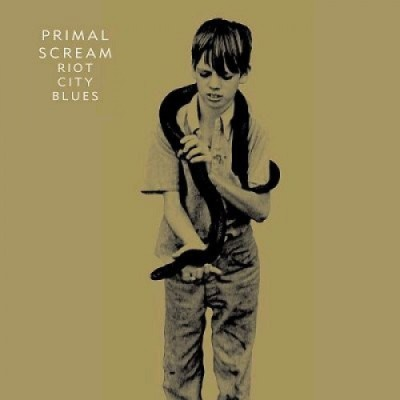 Primal Scream - Riot City Blues cover art