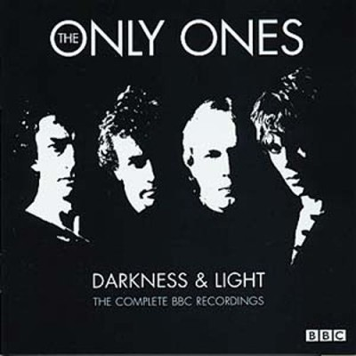 The Only Ones - Darkness & Light: The Complete BBC Recordings cover art