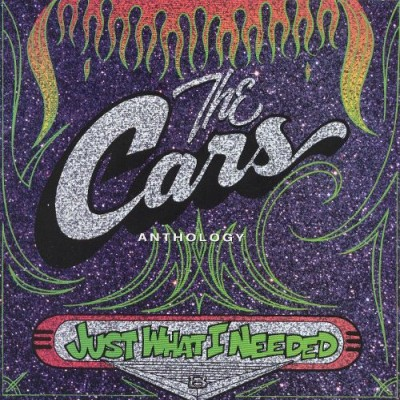 The Cars - Anthology: Just What I Needed cover art