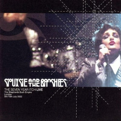 Siouxsie and The Banshees - The Seven Year Itch cover art