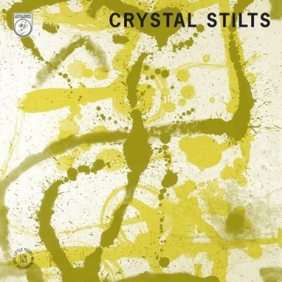 Crystal Stilts - Precarious Stair / Temptation Inside of Your Heart cover art