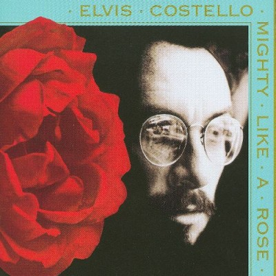 Elvis Costello - Mighty Like a Rose cover art