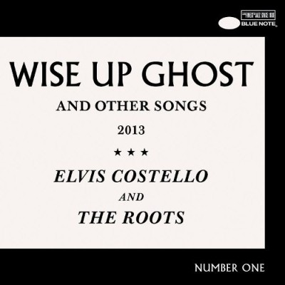 Elvis Costello / The Roots - Wise Up Ghost cover art