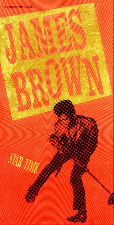 James Brown - Star Time cover art