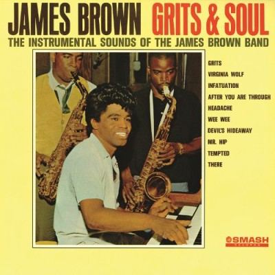 James Brown - Grits and Soul cover art
