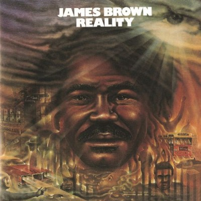 James Brown - Reality cover art