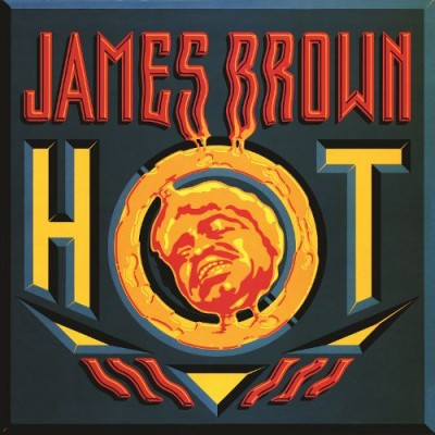 James Brown - Hot cover art