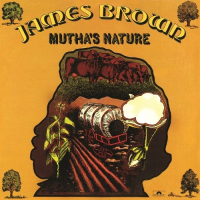 James Brown - Mutha's Nature cover art