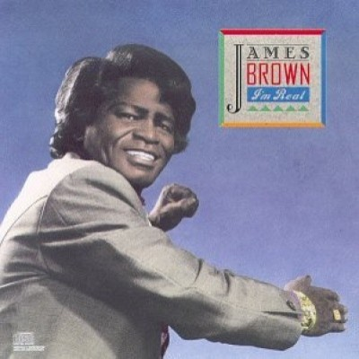 James Brown - I'm Real cover art