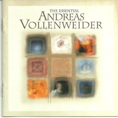 Andreas Vollenweider - The Essential Andreas Vollenweider cover art