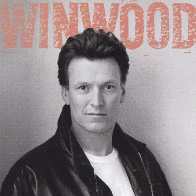Steve Winwood - Roll With It cover art