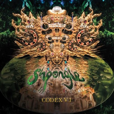 Shpongle - Codex VI cover art