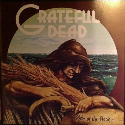 Grateful Dead - Wake of the Flood cover art
