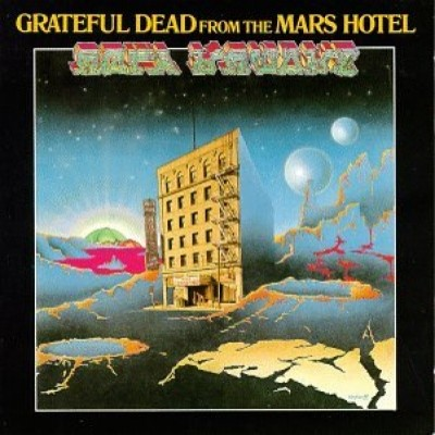 Grateful Dead - From the Mars Hotel cover art